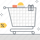 cart, market, product, shop, shopping icon