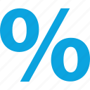 discount, online, percent, percentage, savings, shopping icon