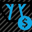 dollar, men, mens, online, shop, shopping, underwear icon