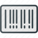 bar, barcode, code, price, scan, scanner icon