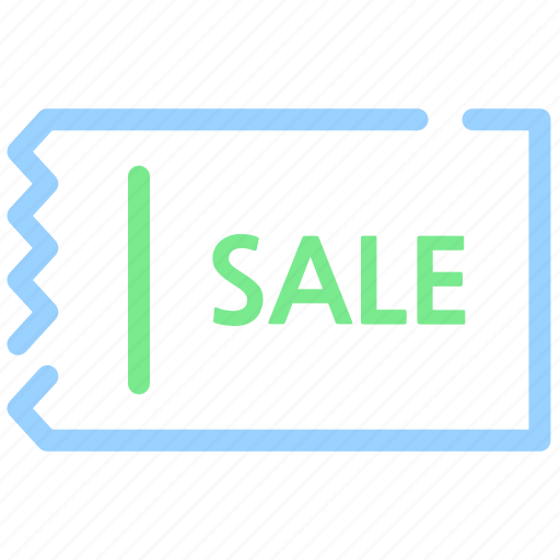 discount, ecommerce, sale, shopping, tag, ticket icon