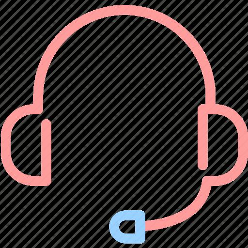 customer, customer service, headphone, headset, help, service, support icon