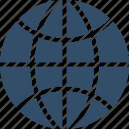 earth, global, globe, planet, shopping, world icon