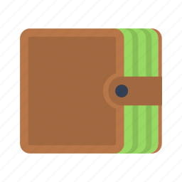 cash, money, payment, shopping, wallet icon icon