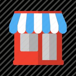 company, market, shopping, store icon icon