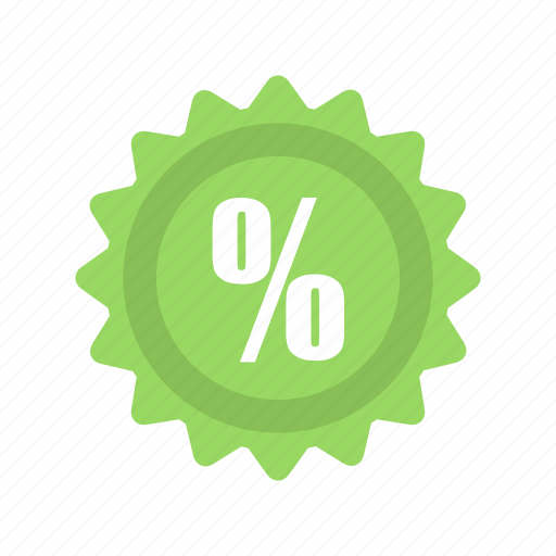 discount, percent, percentage, shopping icon icon