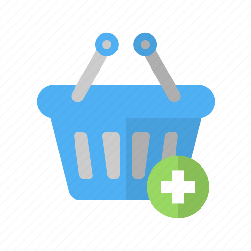 basket, shopping icon icon