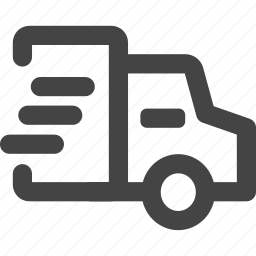 cargo, delivery, shipping, shipping truck, shopping icon