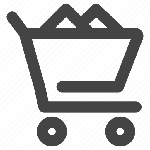 basket, buy, car, ecommerce, shopping icon