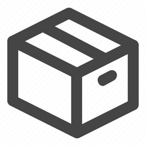 box, cargo, delivery, ecommerce, package, shopping icon