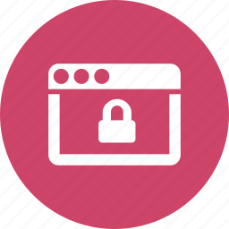 lock, online, protection, safety, secure icon