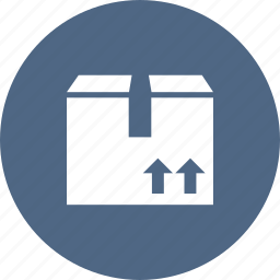 box, crate, delivery, package, parcel, shipping icon