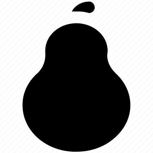 diet, food, fruit, healthy food, nutrition, organic, pear icon