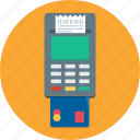 bill, card, invoice, transaction icon