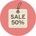 offer, sales, tag icon