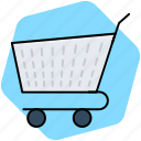 cart, shop, shopping, shopping cart, shopping trolly, trolly