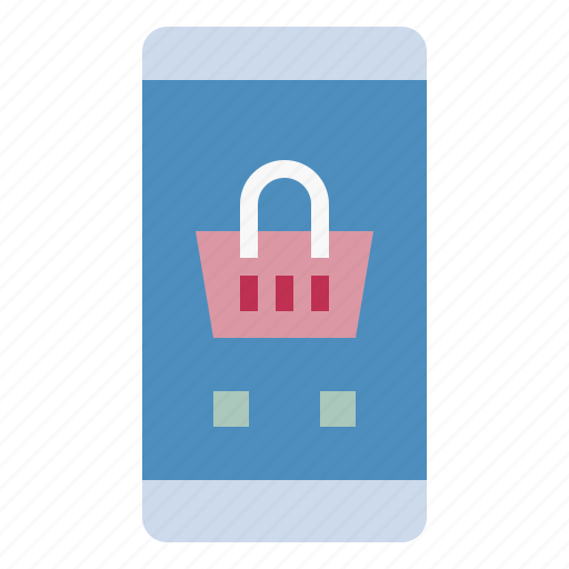 App, application, online, shopping, smartphone icon - Download on Iconfinder