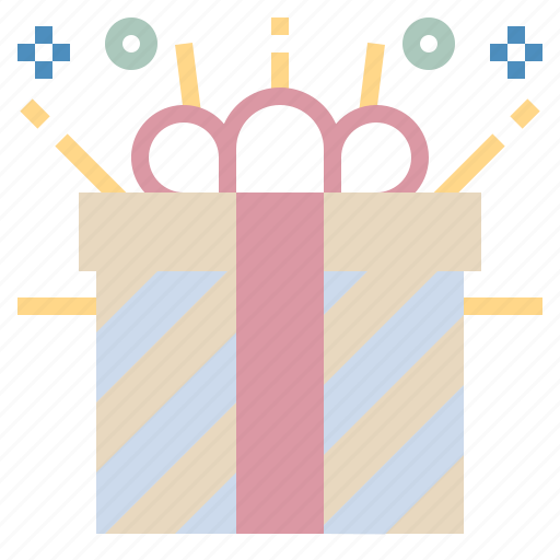 Birthday, box, christmas, gift, shopping icon - Download on Iconfinder