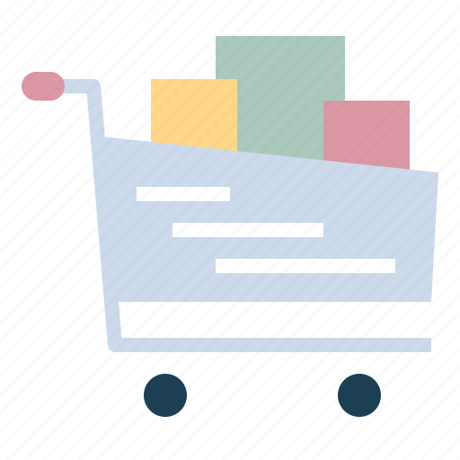 Cart, commerce, online, shopping, store, supermarket icon - Download on Iconfinder