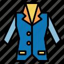 clothes, clothing, fashion, male, shopping icon