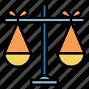 balance, law, profit, scale, shopping