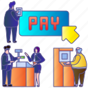 banking, cash, currency, loan, money, pay, payment icon