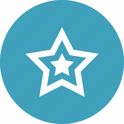 achievement, bookmark, favorite, important, like, rating, star icon