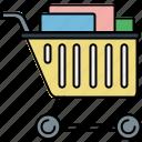 buy, cart, full, online, shop, shopping