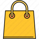 bag, buy, check out, online, shopping icon