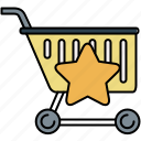bookmark, buy, cart, favourite, save, shopping icon