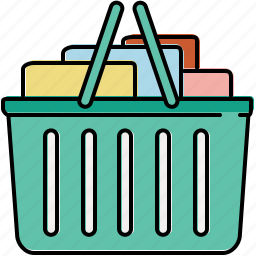 basket, buy, full, online, shop, shopping icon