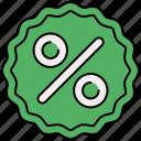 discount, percentage, shop, shopping, sticker