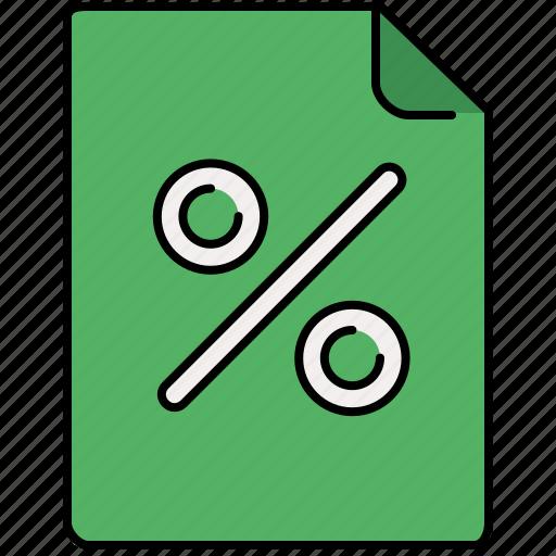 discount, percentage, portrait, shop, shopping icon