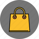 bag, buy, e-commerce, shop, shopping icon