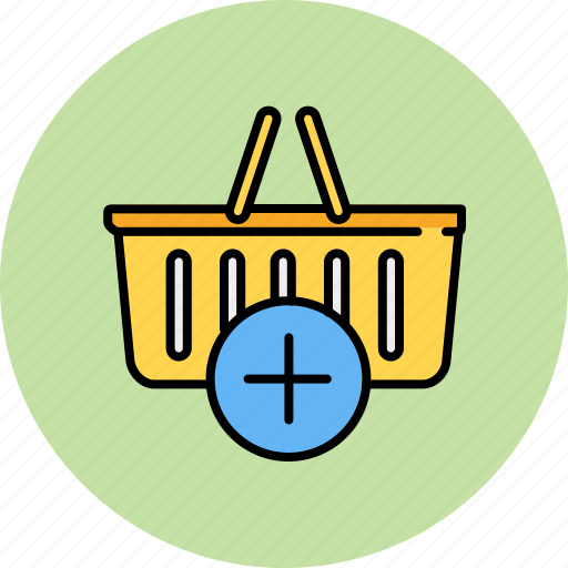 add, basket, buy, new, shop, shopping icon