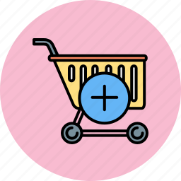 add, buy, cart, new, shop, shopping icon