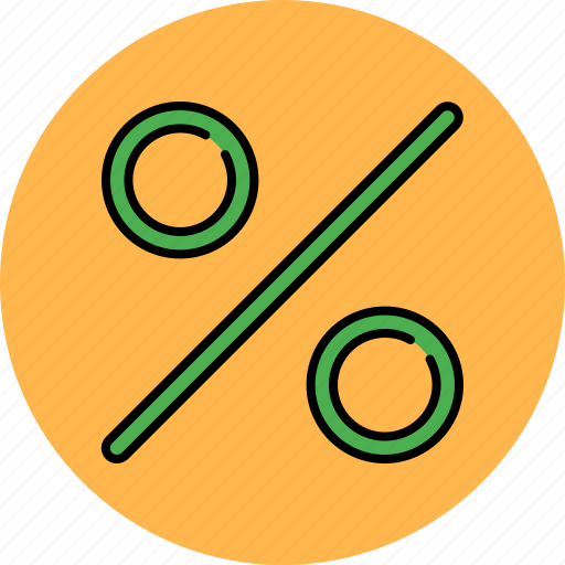 discount, percentage, sale, shop, shopping icon