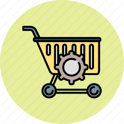 buy, cart, preferences, settings, shop, shopping icon