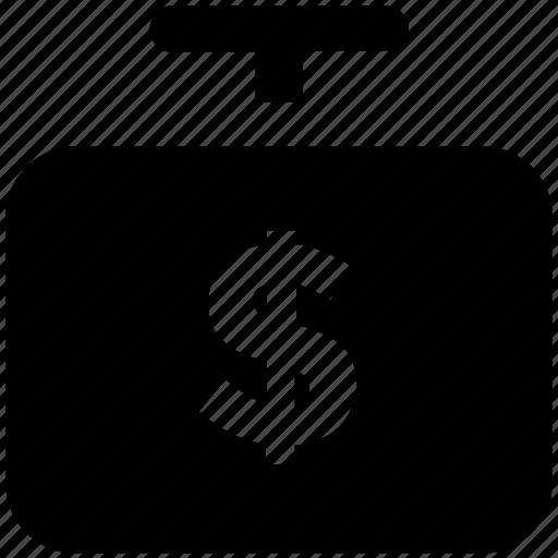 commerce, dollar sign, ecommerce, economy, money symbol, price signboard icon