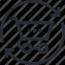 cart, ecommerce, refund, return, shop, shopping, store