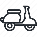 delivery, fast, scooter, shipping, shopping, transport, transportation