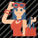 shopping, women, buy, fashion, customer