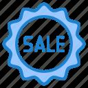 sale, shopping, badge, online, label