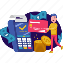 shopping, payment, money, cart, buy, finance, banking