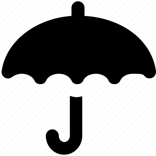 insurance concept, parasol, protection, sunshade, umbrella, weather accessory icon