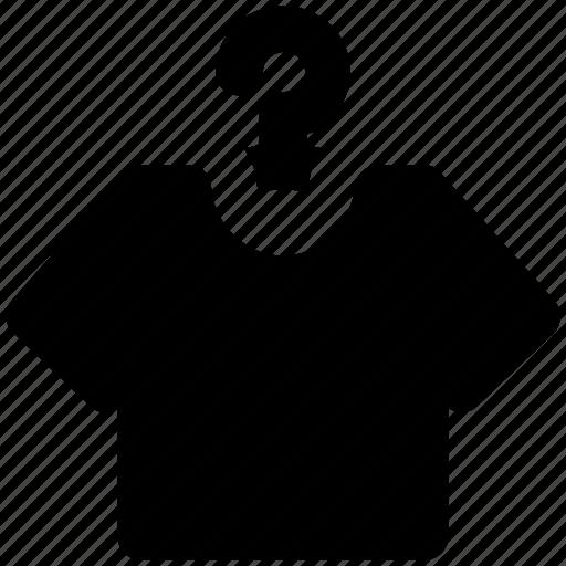 clothes, clothing, garment, hanger, shirt, tee shirt, wardrobe icon