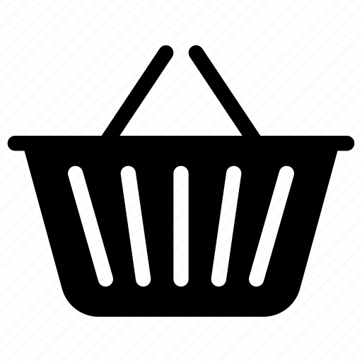 bag, basket, cart, shop, shopping icon