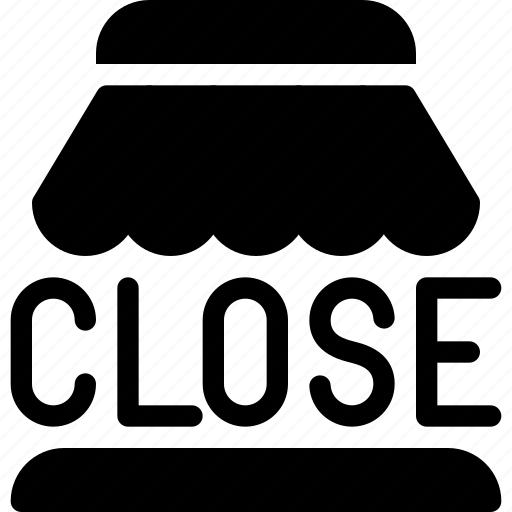 closr, door, shop, shopping, vehicle icon