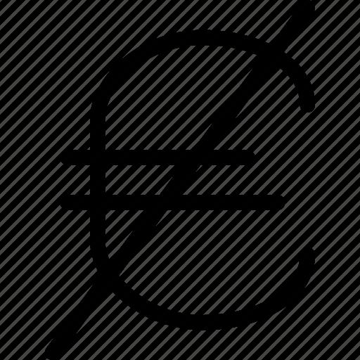 discount, euro, sale, shopping, tag icon