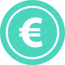 currency, euro, european, money, now, pay, sign icon